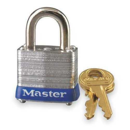 MASTER LOCK 7KAMK (Keyed X647) Keyed Padlock Master Keyed