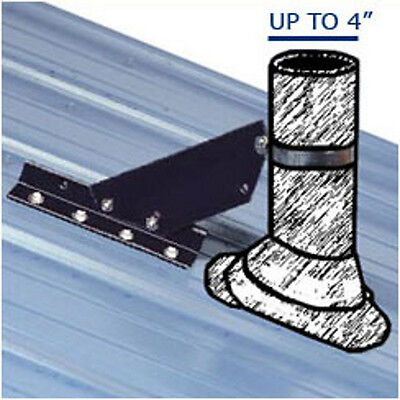 Ventsaver Fb-151 Stove Chimney Pipe Protect Metal Roof Snow Brakes