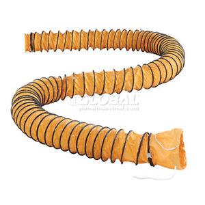 "Flame Retardant Flexible Ducting 32'L for 8"" Fan Retail $ 95+tax"