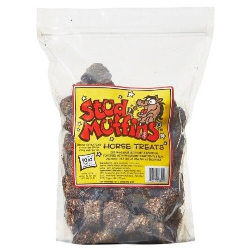 Smuffins Stud Muffins Horse Treats 90oz Bag