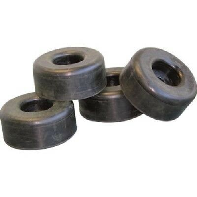 General Pump Pressure Washer Replacement Rubber Feet - Set Of 4 - D80008