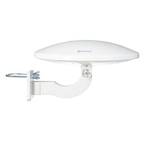 ANTOP UFO Omnidirectional Amplified Outdoor/Indoor HDTV Antenna