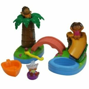 Bathtub Toys - Thomas & Dora