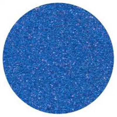 Sanding Sugar DARK BLUE - 4 oz.  - CK Products
