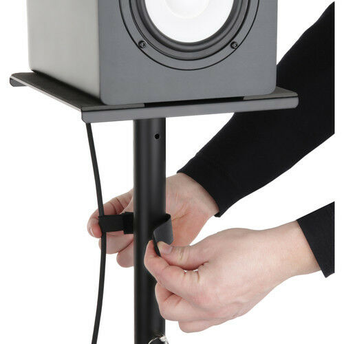Pair Auray TMS-135 Studio Monitor Stands