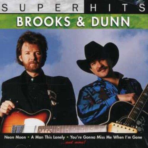 Brooks & Dunn - Super Hits [new Cd]
