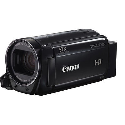 Canon VIXIA R700 Digital Camcorder - 3 - Touchscreen LCD - H