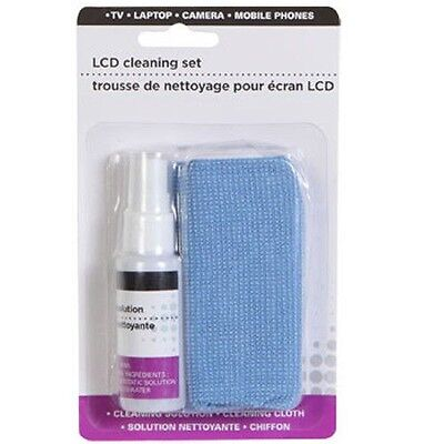 NEW LCD SCREEN CLEANING SETS for TV, LAPTOP, PHONE etc