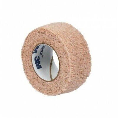 Adherent Case (3M Coban Cohesive Bandage 1'' X 5 Yard Self-adherent Closure Tan)
