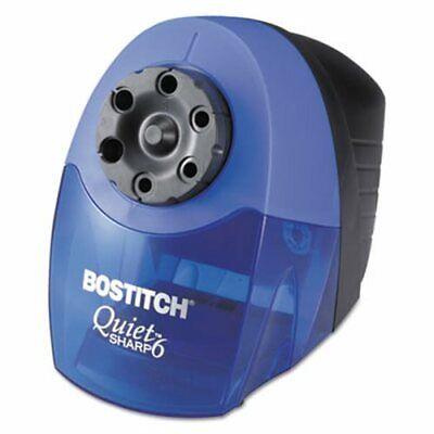 Bostitch Sharp 6 Commercial Desktop Electric Pencil Sharpener Blue Boseps10hc