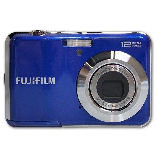 Fujifilm FinePix AV130 Digital Camera (Blue)