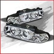 BMW E38 Headlights