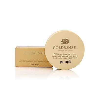 [Petitfee] Gold & Snail Eye Patch 60ea (30days)
