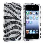 Apple iPod Touch 4th Generation Rhinestone Cases
