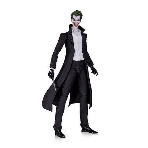 DC Comics New 52 Joker in Trench Coat Action Figure - Brand New in stock