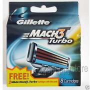 Gillette Mach 3 Turbo