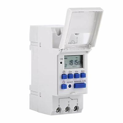 Digital Programmable Timer Switchelectrical Timer Switch 15a 12 Volt Dcac Lc...