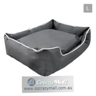 Large Heavy Duty Poly-cotton Upholstery-grade Pet Bed