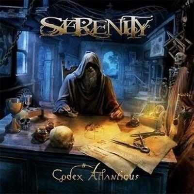 Serenity   Codex Atlanticus  New Cd  Bonus Tracks  Asia   Import