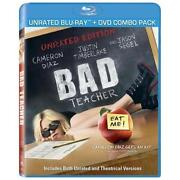 Bad Teacher Blu Ray