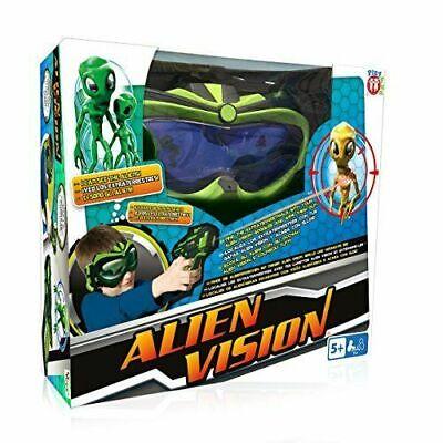 IMC* Toys Play Fun 95144IM Gesellschaftsspiel Alien Vision Pistole ohne Funktion