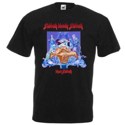 Black Sabbath Tour T Shirt