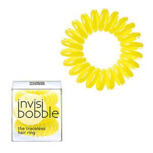 Invisibobble-Elastico-haarabbinder-CAPELLI-ATTORCIGLIATO-sottomarino-giallo