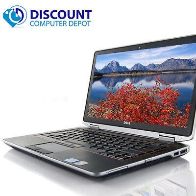 """Dell Latitude 15.6"""" Laptop Computer Core i5 Windows 10 Home/Pro Wifi Webcam"""