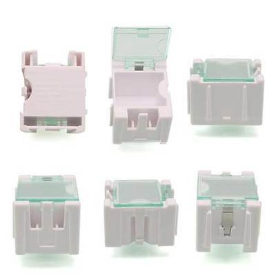 Useful New Smt Smd Kit Component Small Laboratory Storage Parts Gadgets Boxes