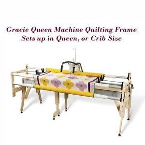 Machine Quilting Frame Ebay