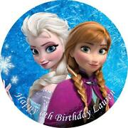 Disney Birthday Cake Toppers
