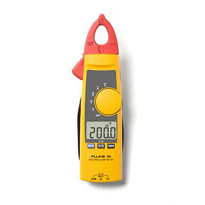 Fluke 365 True-rms Ac Clamp Meter With Detachable 18mm Jawmrl