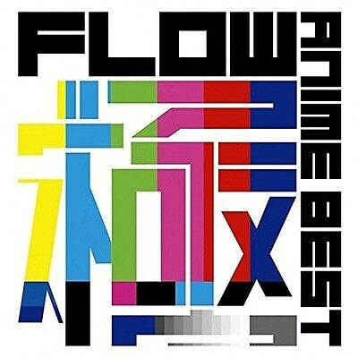 The Flow - Anime Best Kiwami [New CD] UK -