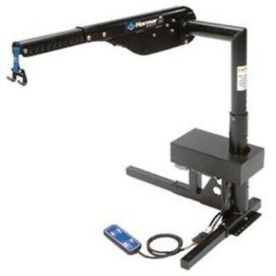 Harmar AL220 Wheelchair/Scooter Lift w/ Power lift and power rotate Scooter Wheelchair Lift