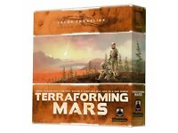 Terraforming Mars Board Game (Stronghold Games) 2nd Ed English