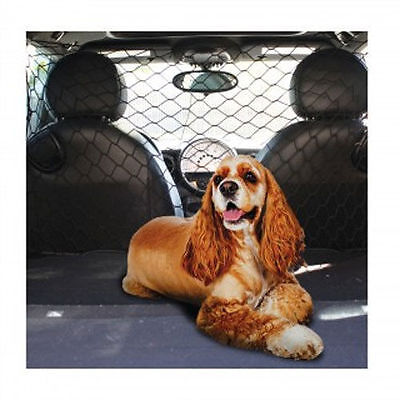 Car Safety Net Barrier Pet Dog Seat Back Cargo Area Vehicle Restraint Universal