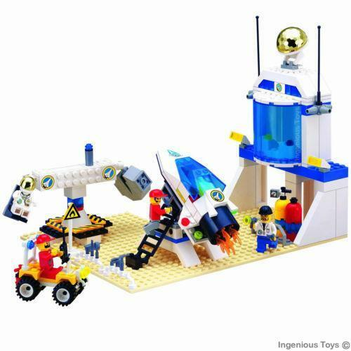 how to build the spaceship from the lego movie