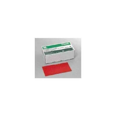 Coltene Whaledent H00805 Hygenic Base Plate Dental Wax Red 1 Lb