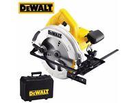 *NEW* DeWalt DWE560K 184mm Compact Circular Saw 240v