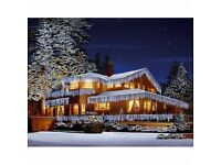 LED White Outdoor Icicle Light Set - Multiple Sizes £15 - £45 - Brand New - Kilmarnock Area