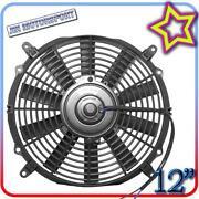 Slim Radiator Fan