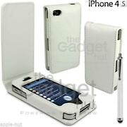 iPhone 4 Leather Pouch