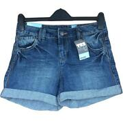 Ladies Denim Shorts Size 10