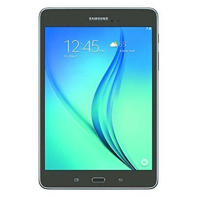 "Samsung Galaxy Tab A 8.0"" 16GB Smoky Titanium Wi-Fi SM-T350NZAAXAR"