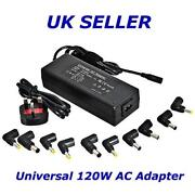 Universal Laptop Charger 120W
