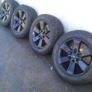Ford FX4 Wheels