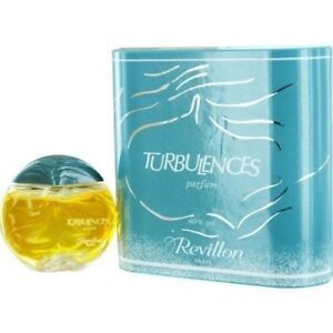 PARFUM VINTAGE TURBULENCES DE REVILLON
