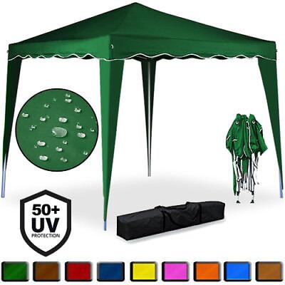 Deuba® Pavillon Capri 3x3m Faltpavillon Popup Partyzelt Gartenzelt UV-Schutz 50+