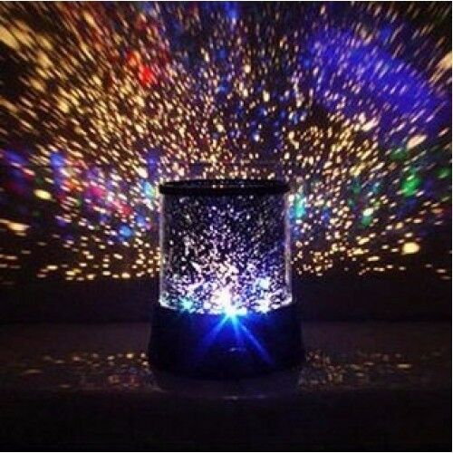 Star Night Light Projector Lamp - Brand New - Kilmarnock Area