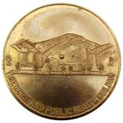 1939 New York Worlds Fair Coin